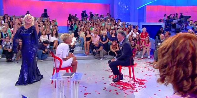 Uomini e donne, l'ultimo confronto tra Giorgio e Gemma (puntata over del 12 settembre)