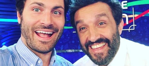 """""""Dieci cose"""", dal 15 ottobre il nuovo varietà di Rai Uno con l'inedita coppia Insinna-Russo"""