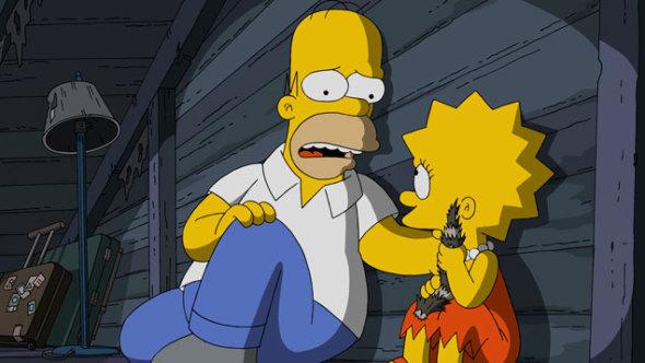 I Simpson, Italia Uno trasmette episodi speciali di Halloween