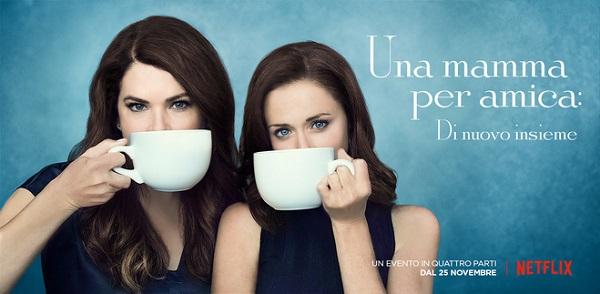Ecco l'emozionante trailer italiano di Una Mamma per Amica: Di nuovo insieme!