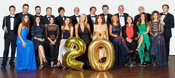 Un posto al sole, Lodovica Comello ospite speciale: i 20 anni della soap
