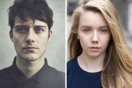 Lauren Lyle in Outlander 3