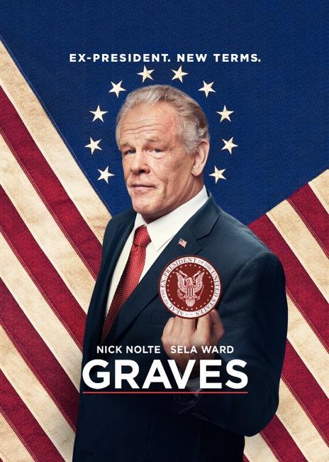 Graves, la nuova serie con Nick Tolte in contemporanea su TimVision