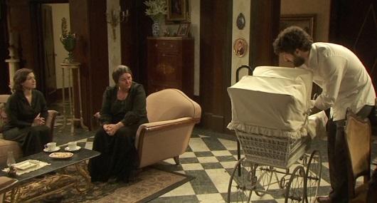 Il Segreto, l'arrivo di Hortensia (puntata del 25 ottobre)
