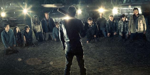 The walking dead 7, le vittime di Negan sono Daryl o Maggie?