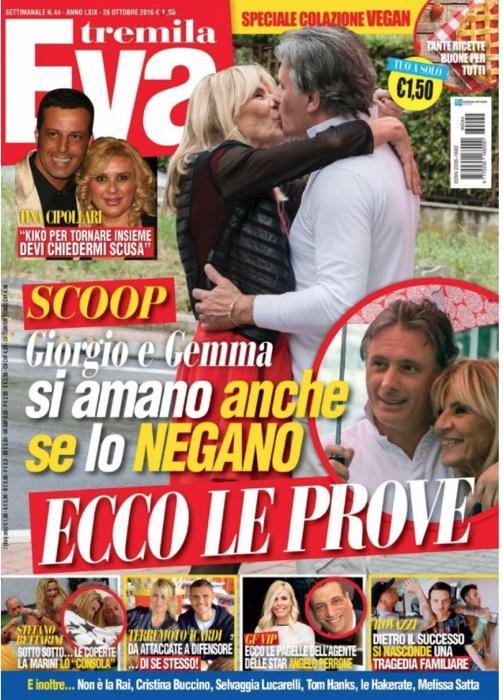 Uomini e donne, Gemma e Giorgio si amano per finta?