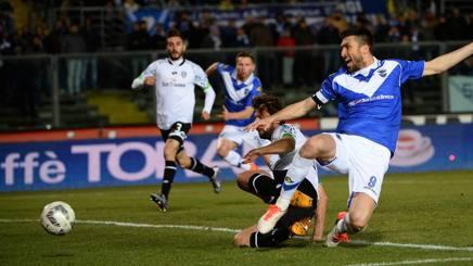 Serie B Brescia decide Martinelli alla fine: Cesena ko 3-2