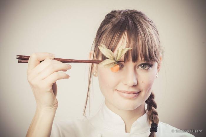 """""""Alida TeenChef"""" e """"Sogno da Chef"""": la ex finalista di Masterchef Italia Alida Gotta sul web e su Life channel su Sky"""