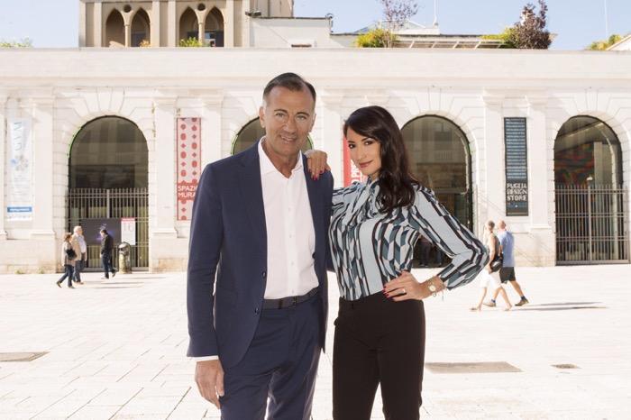 """""""Buon pomeriggio"""", Michele Cucuzza torna in tv nel pomeriggio di Telenorba"""