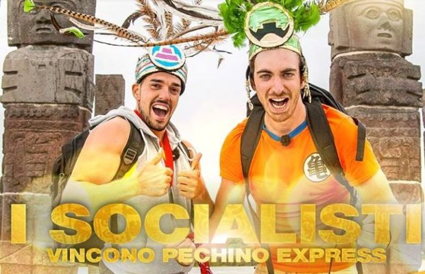 Pechino Express socialisti