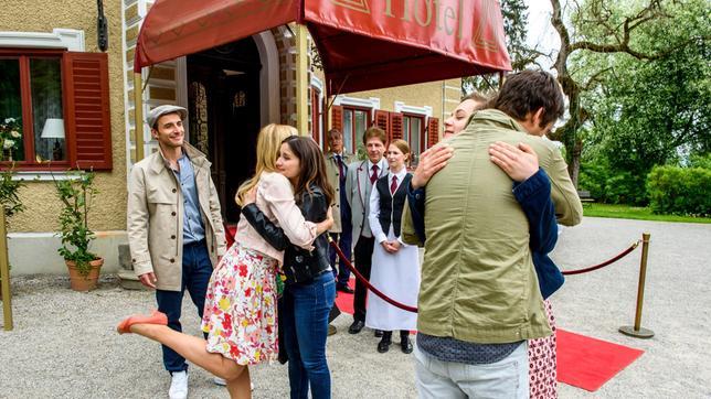 Tempesta d'amore, addio Luisa e Sebastian (anticipazioni dal 27 novembre al 3 dicembre)