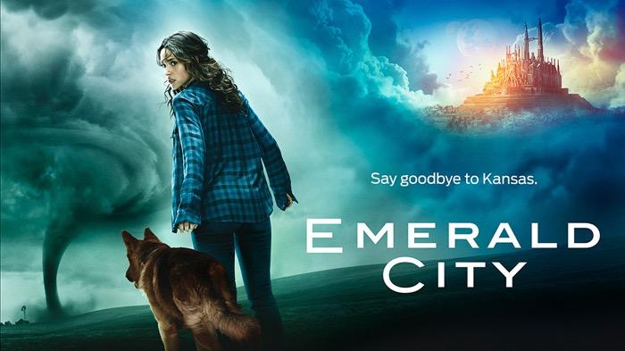 Emerald city, ecco le clip dalla premiere della nuova serie fantasy di NBC