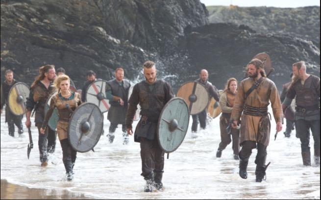 Vikings, la serie riparte da Sky Atlantic dal 3 gennaio 2017