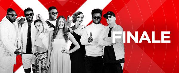X-Factor, la finalissima in Super HD con le scenografie di Giò Forma