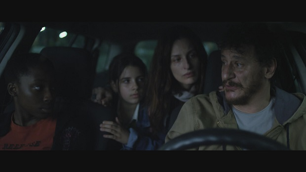 Il camionista, il film tv drammatico con Giorgio Tirabassi e Simona Borioni in prima tv Canale 5