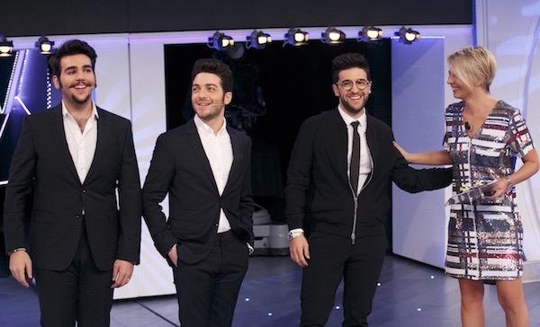Ascolti tv del 14 gennaio: C'è posta per te tallonato da Gigi Proietti