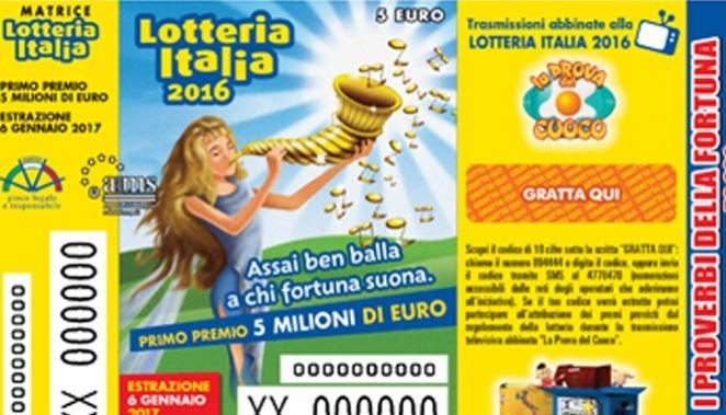 Affari Tuoi stasera su Rai 1 i biglietti vincenti della Lotteria Italia