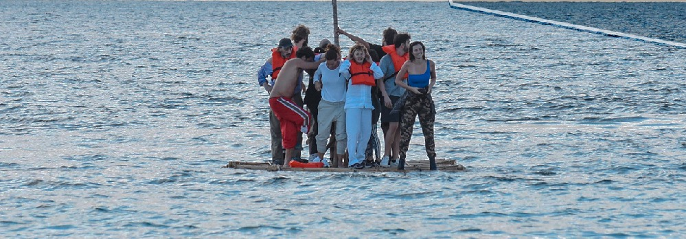 Isola dei famosi 2017, il giorno del naufragio in attesa della prima puntata