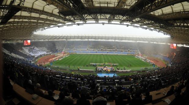 Lazio-Roma per la Coppa Italia nello sport in tv del 1° marzo