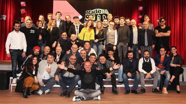 Made in Sud, la nuova edizione dall'8 marzo condotta da Gigi D'Alessio