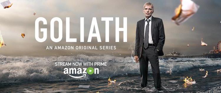 Goliath amazon prime