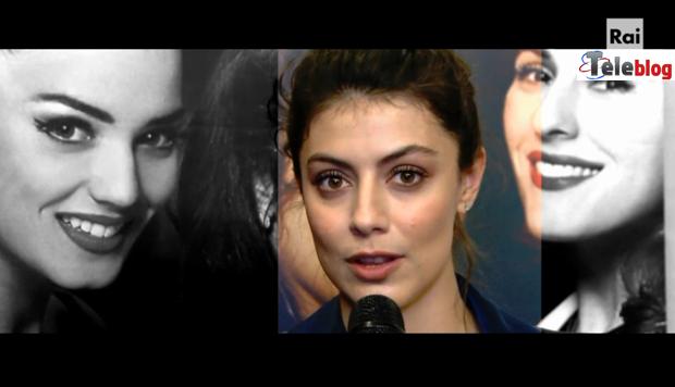 "Alessandra Mastronardi a Vanity Fair: ""Un bambino? L'idea non mi spaventa!"""