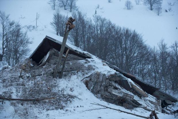 """""""La valanga"""", la Taodue a lavoro sulla miniserie sulla tragedia di Rigopiano"""
