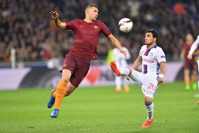 Roma-Lione per l'Europa League nello sport in tv del 16 marzo