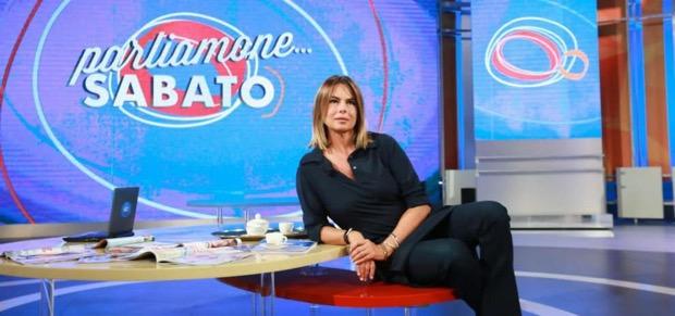 Paola Perego, lucio presta