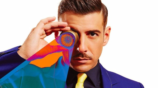 Eurovision song contest: le quotazioni di Francesco Gabbani tornano a salire