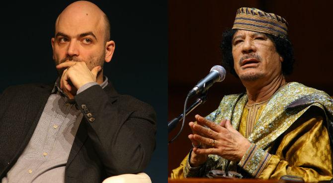 gaddafi serie tv