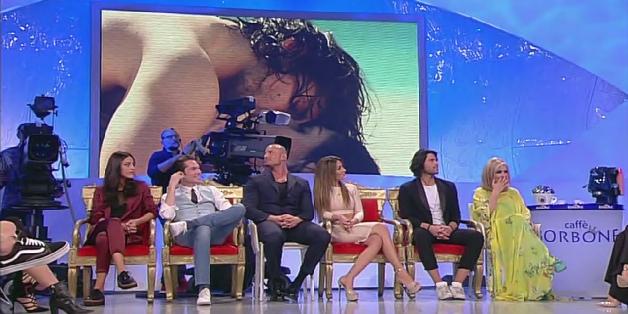 Uomini e Donne anticipazioni trono classico: Luca (a sorpresa) bacia Cecilia!