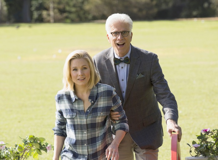 The good Place, sbarca su Infinity la comedy con Ted Danson e Kristine Bell [Il trailer]