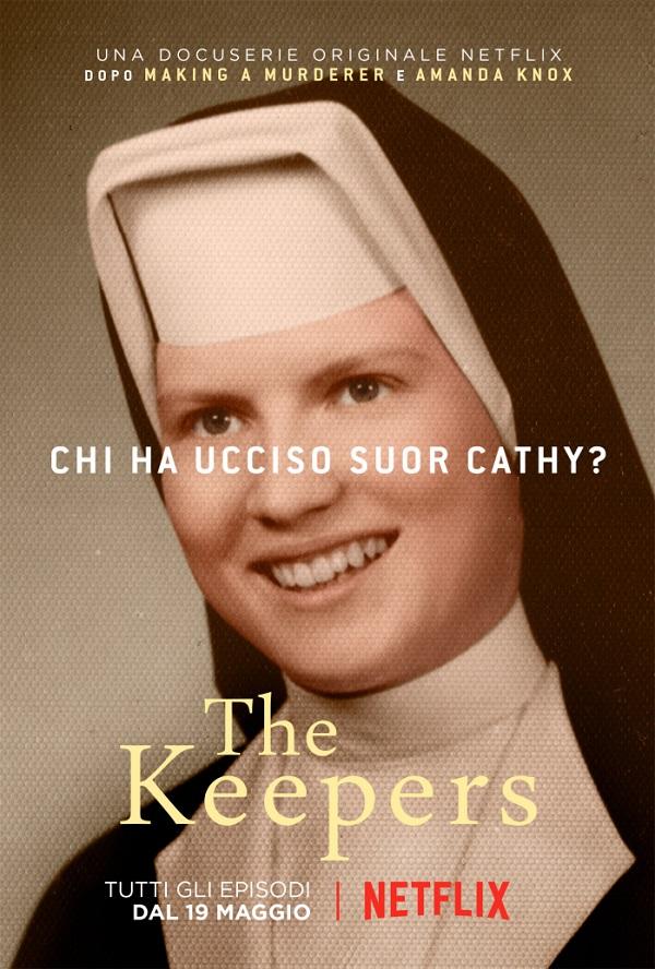 The Keepers: trailer ufficiale per la nuova docu-serie di Netflix
