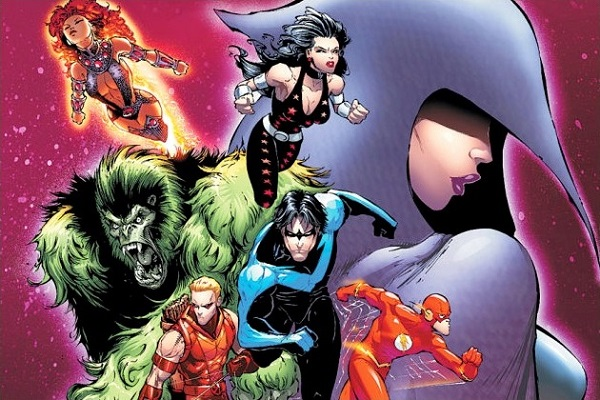 DC Entertainment lancia un digital-network dedicato alle produzioni originali DC