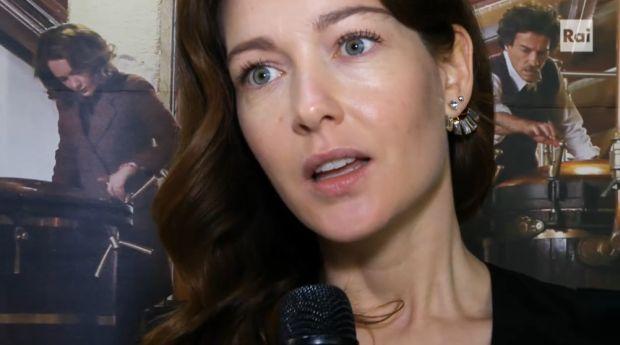 Di padre in figlia, i protagonisti: Cristiana Capotondi è Maria Teresa Franza
