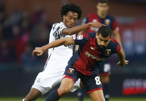 Juventus-Genoa per la Serie A nello sport in tv del 23 aprile