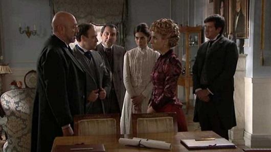 Una vita, Martin cerca di far scagionare Casilda (puntata del 28 aprile)