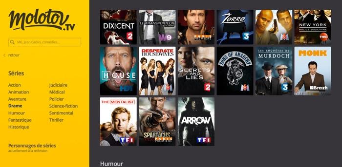 Molotov tv, la app con i contenuti televisivi universali acquistata anche da Sky