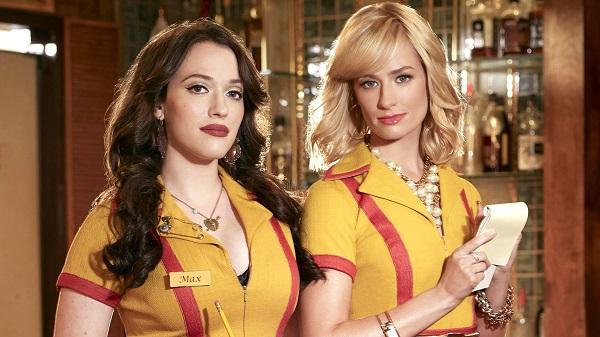 CBS cancella 2 Broke Girls dopo sei stagioni