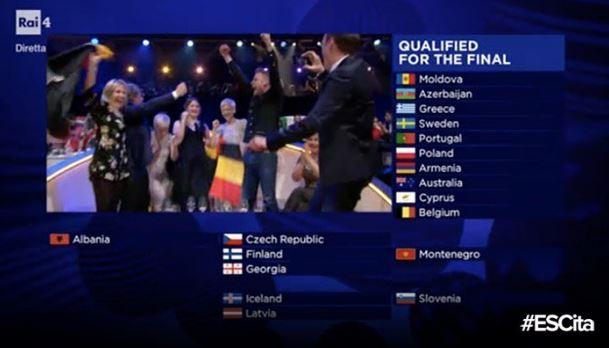 Eurovision song contest, la Moldavia piace a tutti e potrebbe vincere: ecco i primi finalisti [Video]