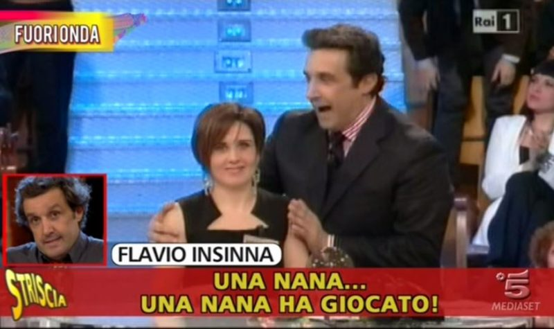 Home TV Flavio Insinna su Facebook con un lungo video di scuse