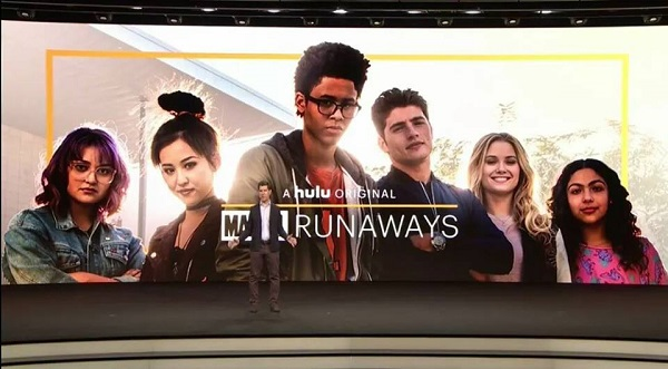 Upfront 2017: Hulu ordina Runaways e The First