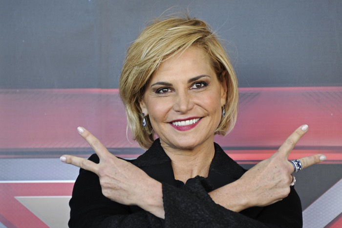 Simona Ventura all'Isola dei famosi spagnola?