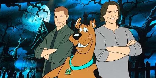 Supernatural 13: in arrivo un cross-over con Scooby-Doo