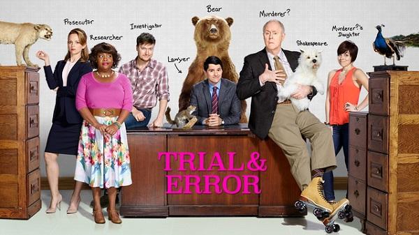 Trial & Error: NBC rinnova la serie per una seconda stagione