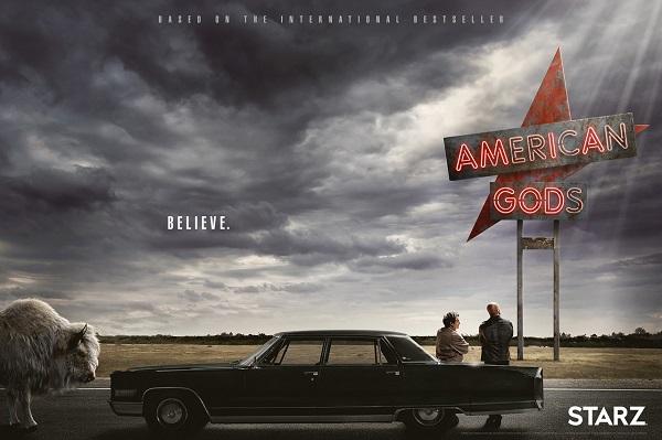 American Gods è stata rinnovata per una seconda stagione