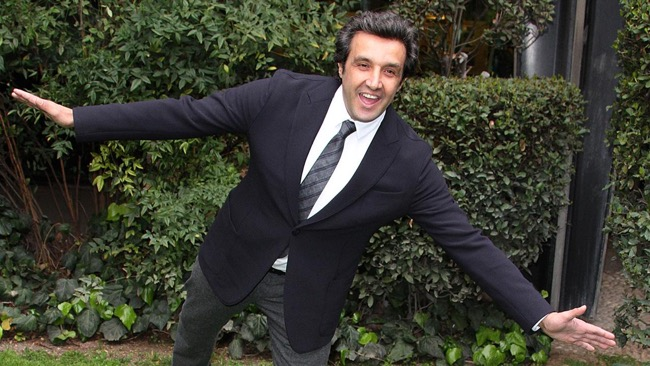 Flavio Insinna, durante le prove di un nuovo preserale Mediaset litigò con Fatma Ruffini