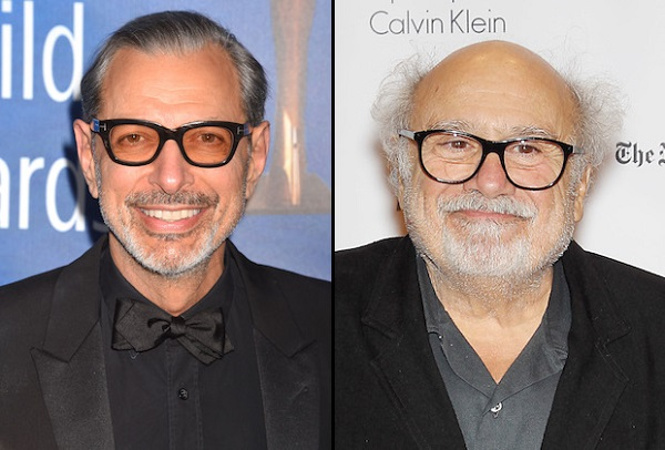 Danny DeVito e Jeff Goldblum in una serie tv di Amazon