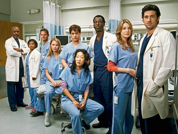 Grey's Anatomy, in arrivo spin-off sui pompieri di Seattle